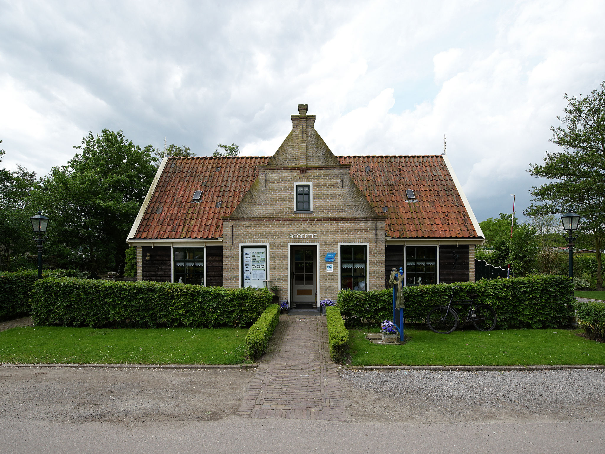 Holland | North Sea Coast North | Holiday home Recreatiepark Wiringherlant - Anno Toen | all year | ViewSummer