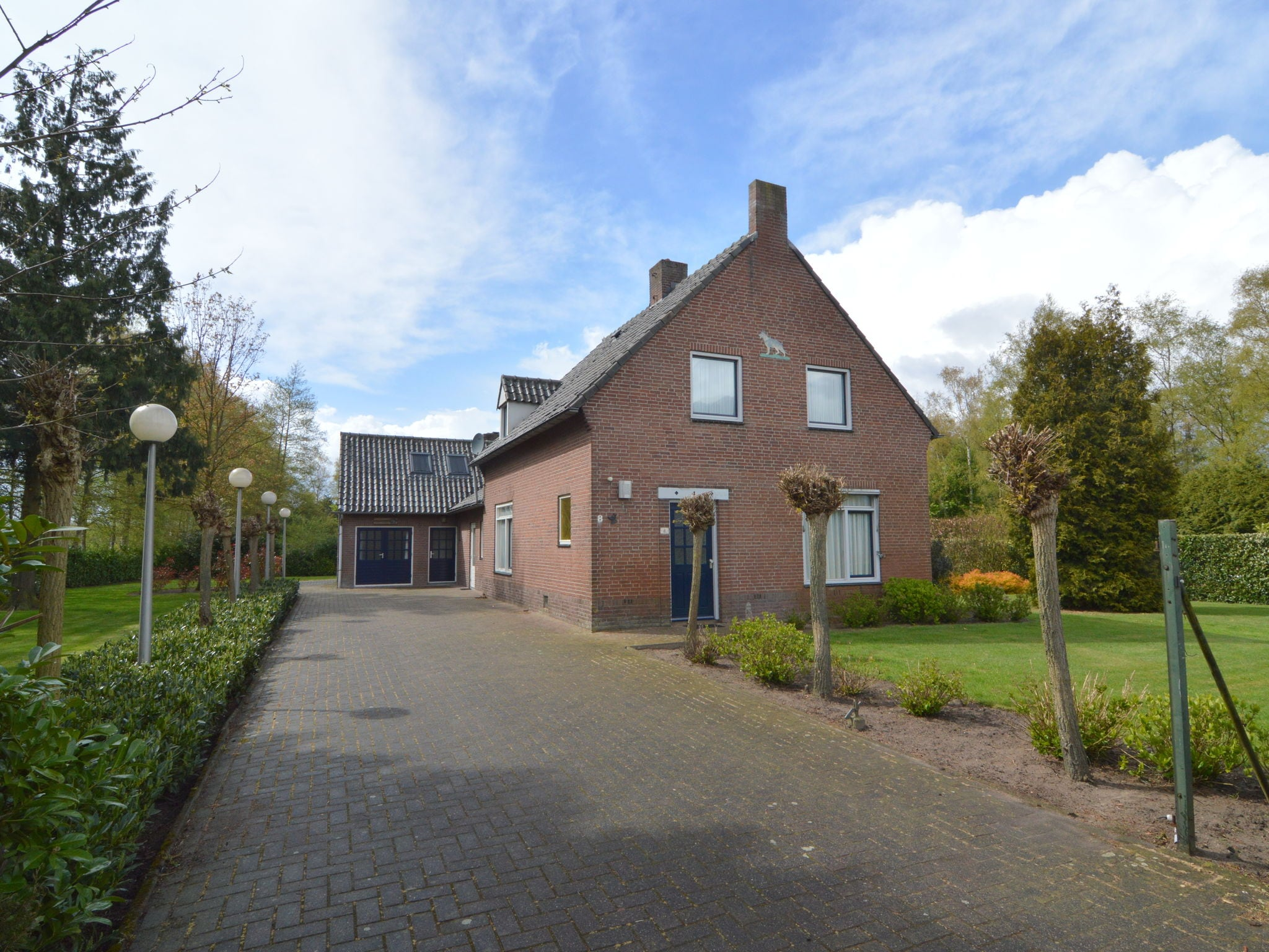 Holland | Noord-Brabant | Holiday home Heidebos | all year | ExteriorSummer