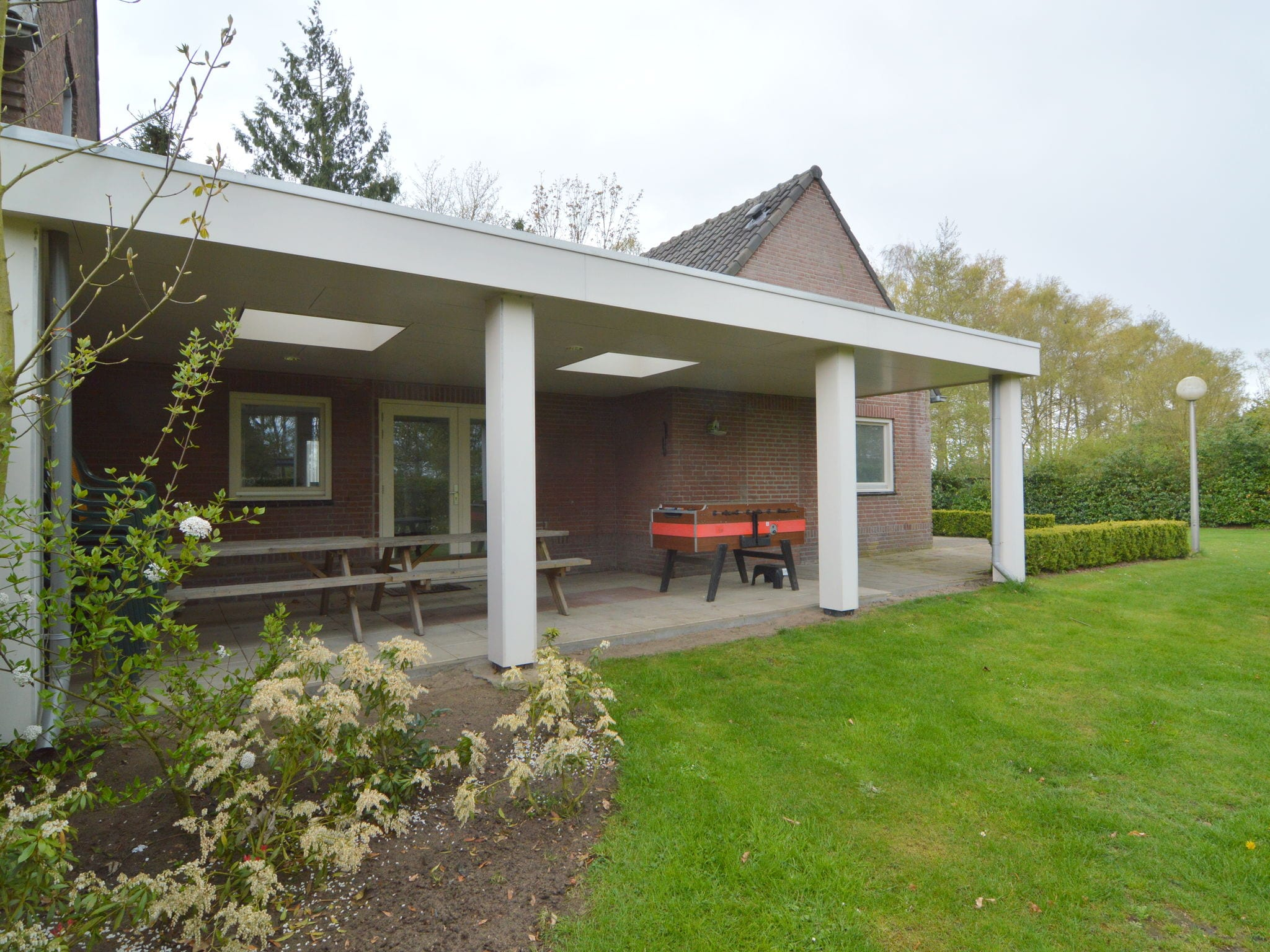 Holland | Noord-Brabant | Holiday home Heidebos | all year | TerraceBalcony