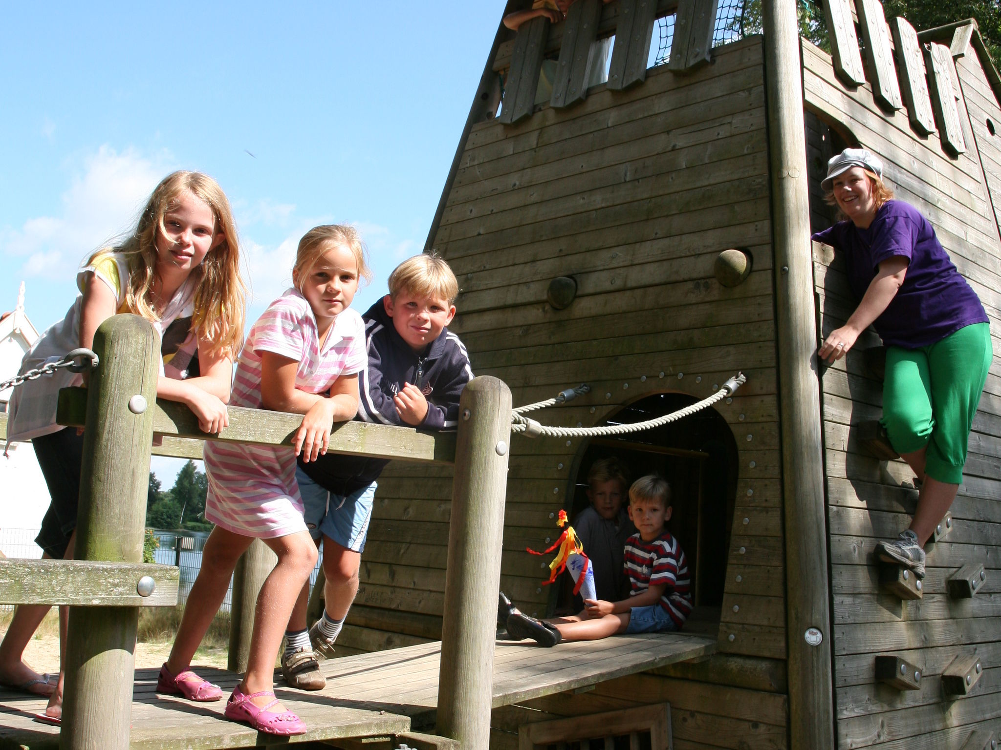 Holland | Overijssel | Holiday home Recreatiepark Tolplas - Twentse Hoeve 12 | all year | ParkFacilities