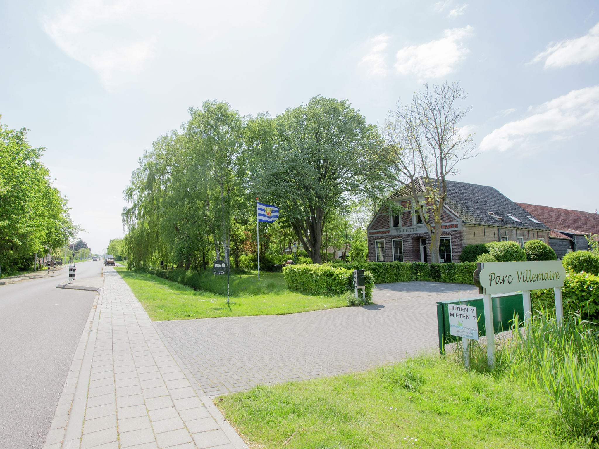 Holland | Zeeland | Holiday home Sommerhus | all year | HallReception