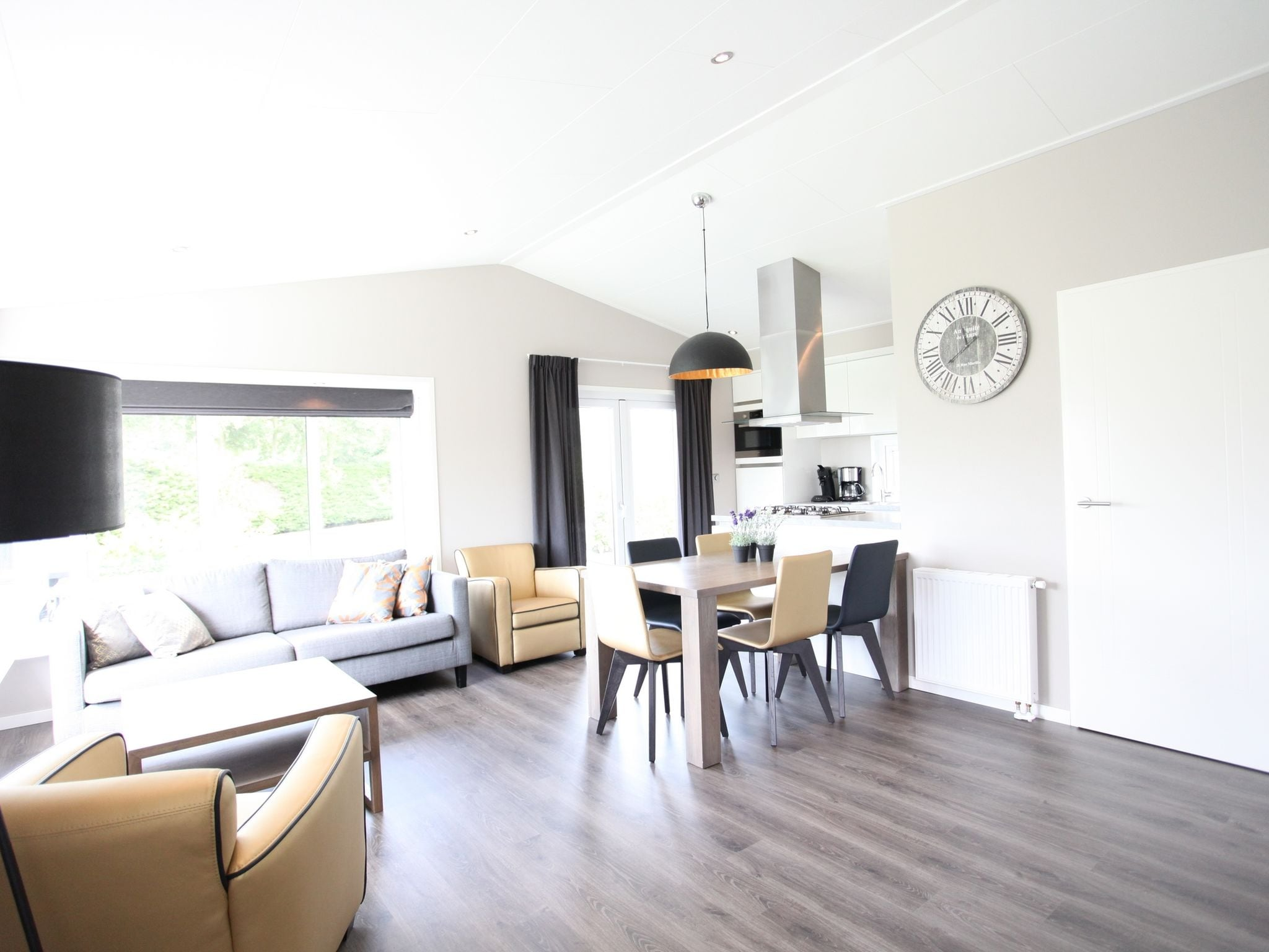 Holland | North Sea Coast South | Holiday home Parc du Soleil | all year | LivingRoom