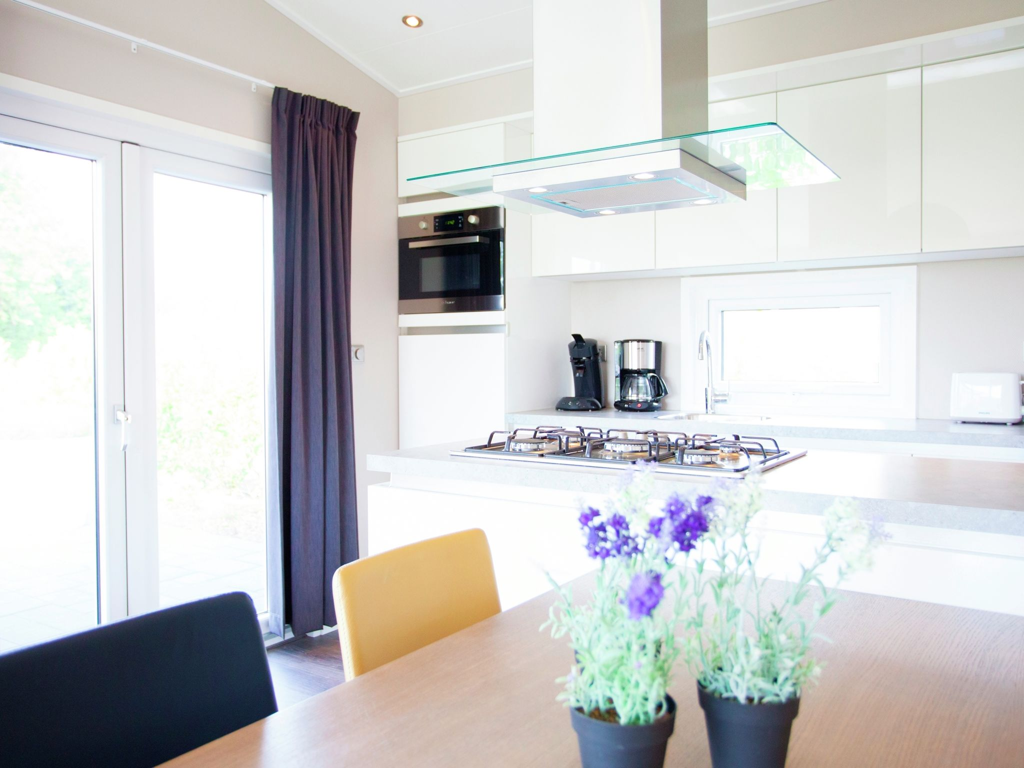 Holland | North Sea Coast South | Holiday home Parc du Soleil | all year | Kitchen