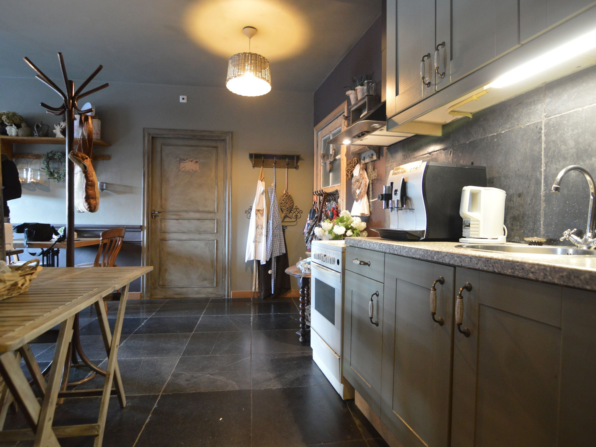 Holland | Limburg | Holiday home Hof van Breusj | all year | Kitchen