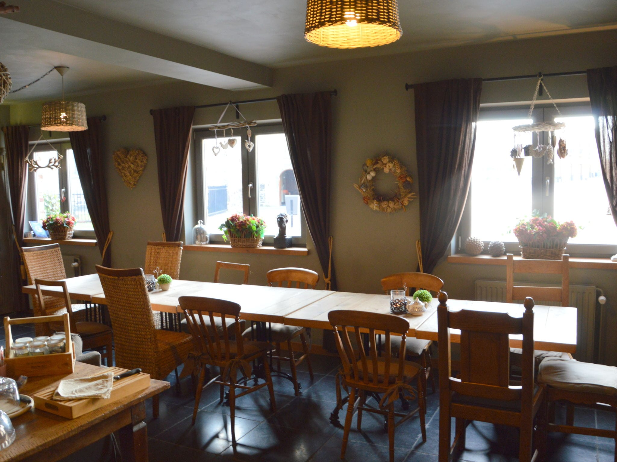Holland | Limburg | Holiday home Hof van Breusj | all year | DiningRoom