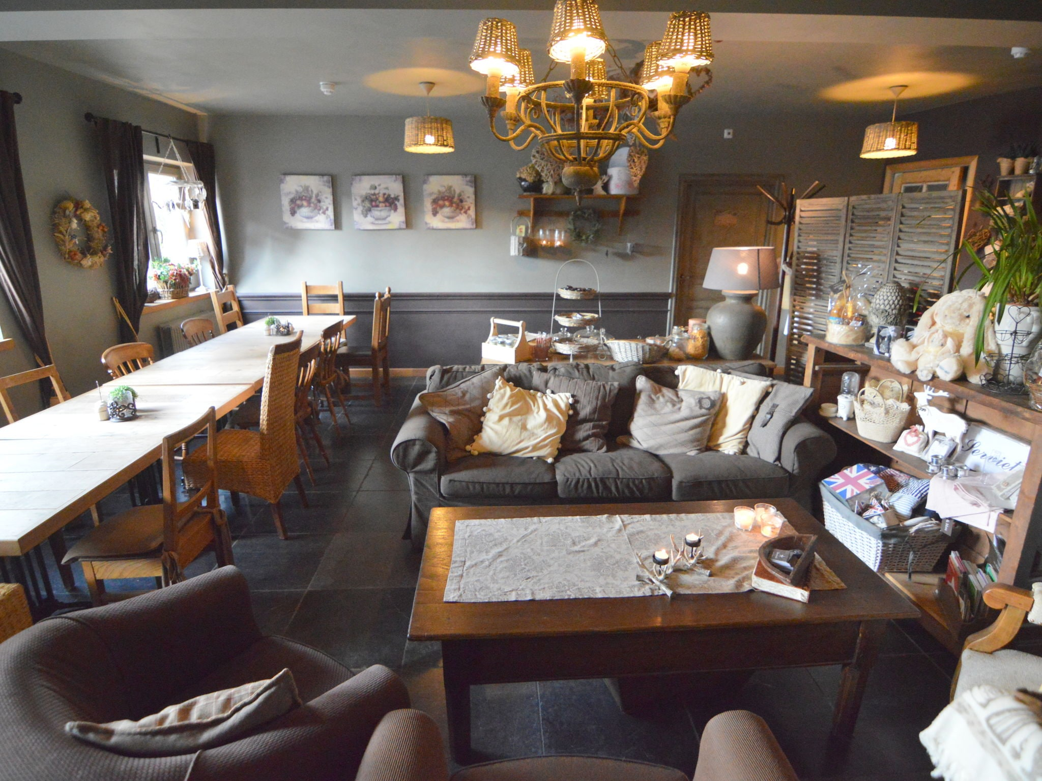 Holland | Limburg | Holiday home Hof van Breusj | all year | LivingRoom