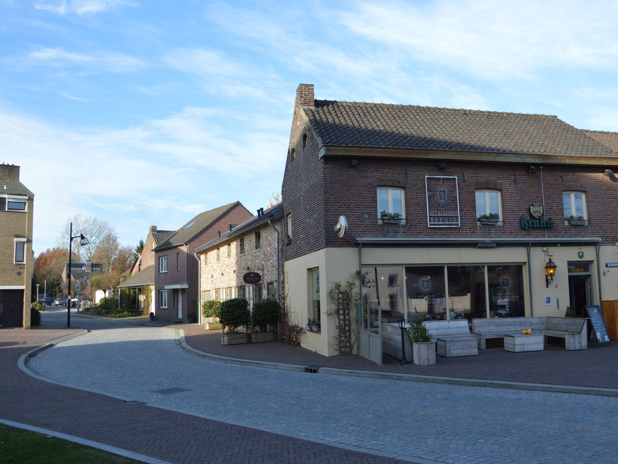 Holland | Limburg | Holiday home Hof van Breusj | all year | TerraceBalcony