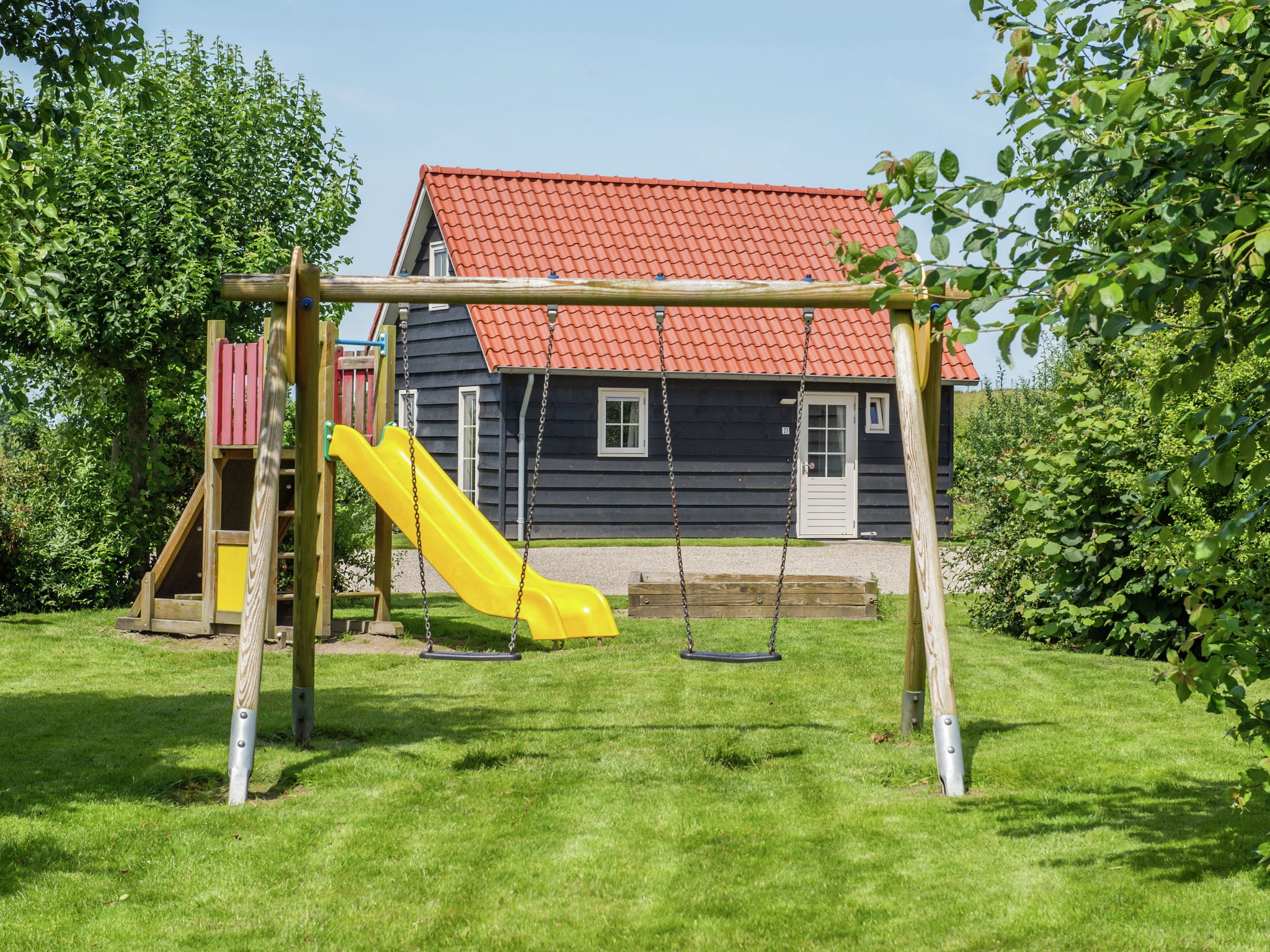 Holland | Zeeland | Holiday home Recreatiepark de Stelhoeve - Oosterschelp 5 | all year | ExteriorSummer