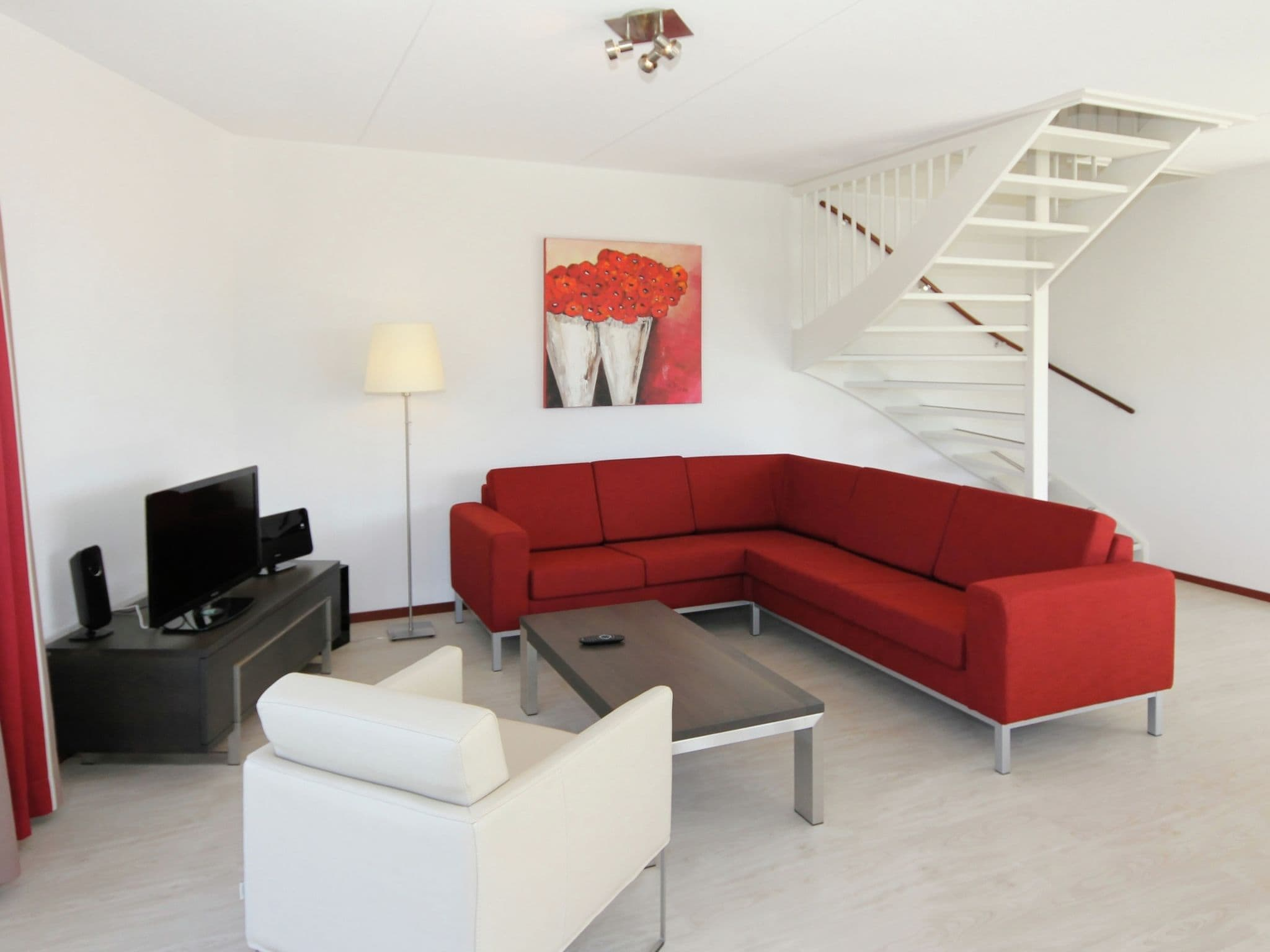 Holland | Zeeland | Holiday home Waterpark Veerse Meer - Watervilla Luxe 6 | all year | LivingRoom