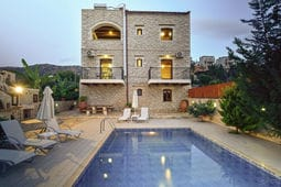 Apartment Villa Athena