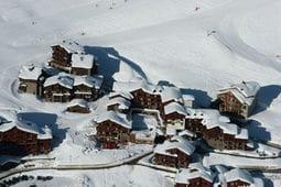 Feriebolig Résidence Village Montana Airelles