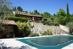 Lejlighed Pierres piscine et vue dominante en Provence