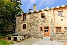 Vacation home La Ferme Claudlisse