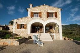 Vacation home Pla de Ses Rotes