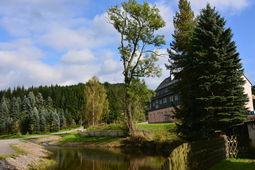 Apartment Ferienwohnung an der Talsperre Rauschenbach
