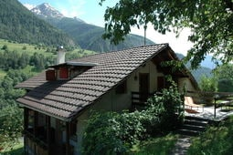 Vacation home Sparrhorn