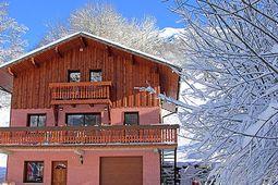 Feriebolig Chalet Ski Royal