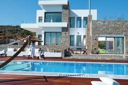 Feriebolig Villa White Pearl