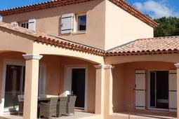 Lejlighed Villa d'Artagnan 6-8 personen