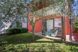 Wohnung Kokanovic II mit Garten