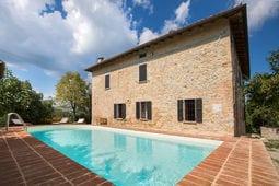 met je hond naar dit vakantiehuis in Tabiano Castello