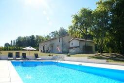 Lejlighed Maison de vacances - VERTEILLAC