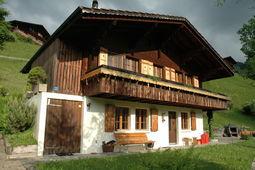 Vacation home Chalet Chützli