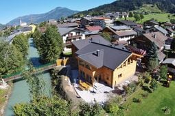 Vacation home Tauern Chalet Kaprun Ost B