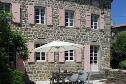 Lejlighed Maison de vacances - SAINT ETIENNE DE SERRE Le Man