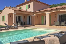 met je hond naar dit vakantiehuis in Le Plan-De-La-Tour