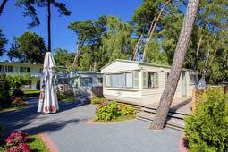 Charming campsite cottage