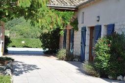 met je hond naar dit vakantiehuis in Saint Amand du Pech