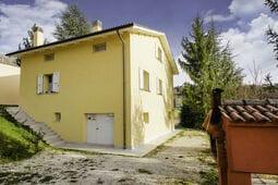 met je hond naar dit vakantiehuis in Force, Ascoli Piceno
