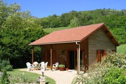 Vacation home Chalet le Griou