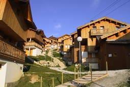 Feriebolig Les Chalets et Lodges des Alpages