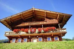 Vakantiehuis Moserhütte