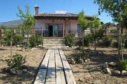 Feriebolig Castillo de Zalia Casa