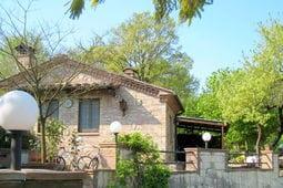 met je hond naar dit vakantiehuis in Chiusdino - Loc. Frassini