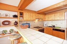 Keuken Schwarzwaldhaus Pferdeklause