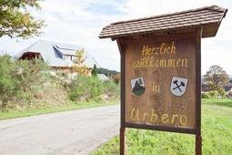 Omgeving zomer 1km Schwarzwaldhaus Pferdeklause