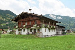 Apartment Blick zum Mayrhofen