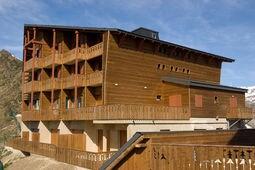 Feriebolig Residence Les Chalets de l'Adet