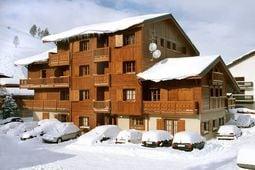 Feriebolig Residence Alpina Lodge