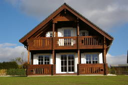 Vacation home Chalet im Orketal