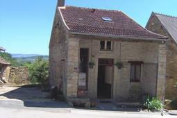 Feriebolig Maison Ange Burnand