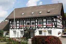 Apartment Ferienwohnung Winterberg