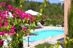 Apartment Villa in Loutra