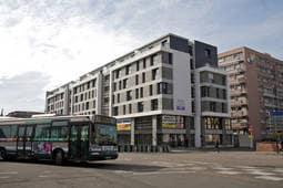Feriebolig Résidence Strasbourg City