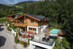 Vacation home Chalet Erlebnishaus