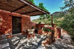 Vacation home Aspro Potami